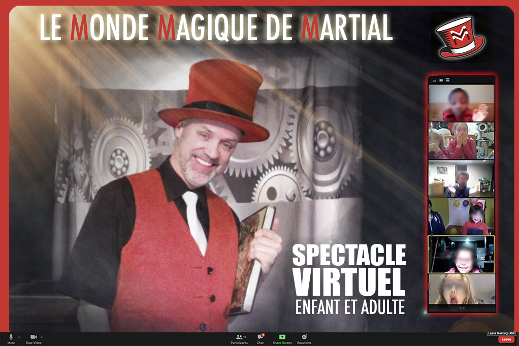 spectacle virtuel